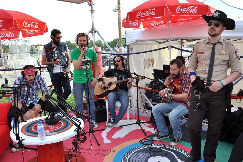 La Wikiradio « Eurockéennes by Coca Cola »