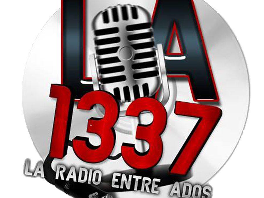 Sur LA1337, faites votre radio comme vous l'entendez