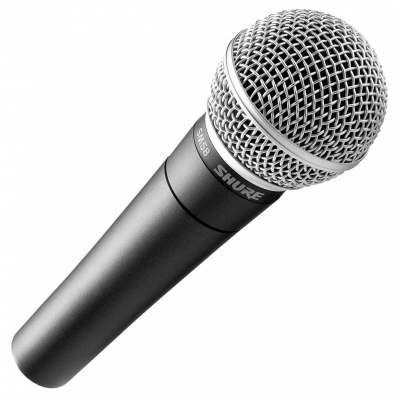 enregistrer-un-podcast-Shure SM58 ou SM48
